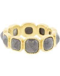 Todd Reed - Fancy Cut Diamond Eternity Ring - Lyst