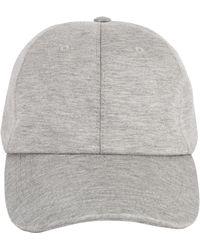 Eleventy - Jersey Baseball Cap - Lyst