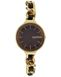 Rumbatime - Orchard Chain Watch - Lyst