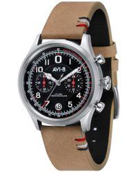 AVI-8 - Flyboy Lafayette Watch - Lyst