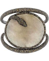 Yossi Harari - Dalia Snake Cuff Bracelet - Lyst