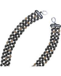Sevan Biçakci - Wide Rosary Necklace - Lyst
