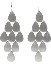 Irene Neuwirth - Nine-drop Chandelier Earrings - Lyst