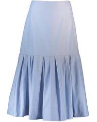 Protagonist - Pleated Skirt - Lyst