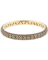 Mattia Cielo - Cognac Diamond Universo Bracelet - Lyst
