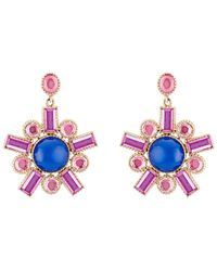 Larkspur & Hawk - Cora Fancy Chandelier Earrings - Lyst
