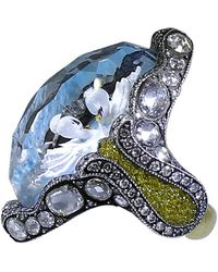 Sevan Biçakci - Carved Swans Ring - Lyst