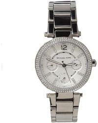 f3f1dd3285e7 Michael Kors - Mini Parker Watch - Lyst