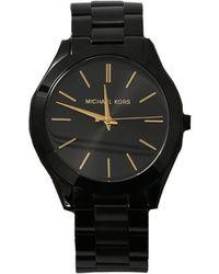 Michael Kors - Slim Runway Watch - Lyst