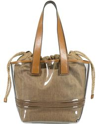 Brunello Cucinelli - Monili Strap Bucket Bag - Lyst