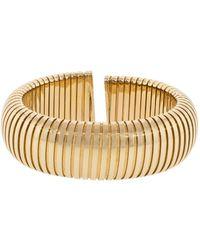 Sidney Garber - Domed Cuff Bracelet - Lyst