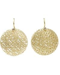 Yossi Harari - Medium Lace Earrings - Lyst