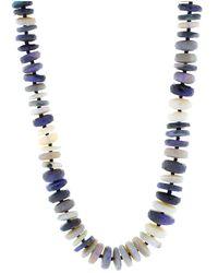 Irene Neuwirth - Opal Bead Necklace - Lyst