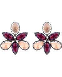Larkspur & Hawk - Sadie Orchid Earrings - Lyst
