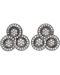 Dana Rebecca - Rachel Beth Diamond Earrings - Lyst