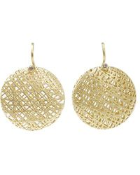 Yossi Harari | Medium Lace Earrings | Lyst