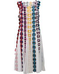 Mary Katrantzou - Nash Guipure Lace Dress - Lyst