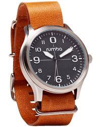 Rumbatime - Brooklyn Watch - Lyst