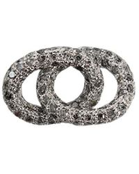 Carolina Bucci - Grey Diamond Double Links - Lyst