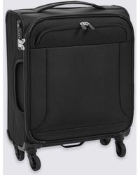 Marks & Spencer - Cabin 4 Wheel Ultralight Soft Suitcase With Security Zip - Lyst