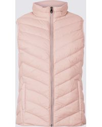 763f2bc1ae7 Marks & Spencer Lightweight Down & Feather Gilet With Stormweartm in ...