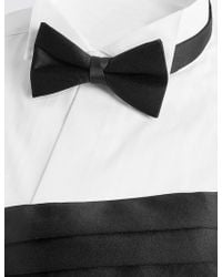 Marks & Spencer - Bow Tie & Cummerbund Set - Lyst