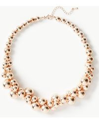 Marks & Spencer - Ball Necklace - Lyst