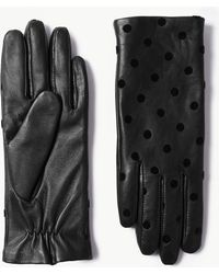 Marks & Spencer - Leather Gloves - Lyst