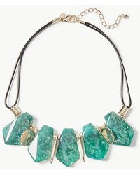 Marks & Spencer - Pebble Necklace - Lyst