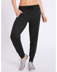 Marks & Spencer - Supersoft Joggers - Lyst