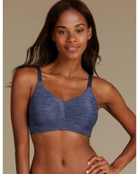 Marks & Spencer - Flexifittm Smoothing Non-padded Full Cup Bra A-f - Lyst