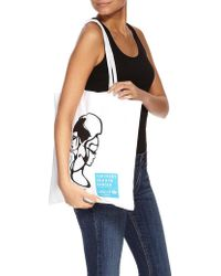 Marks & Spencer - Upcycled Cotton Tote Bag - Lyst