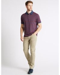 Marks & Spencer | Slim Fit Stretch Jeans | Lyst