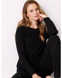 Marks & Spencer - Cosy Knit Long Sleeve Pyjama Top - Lyst
