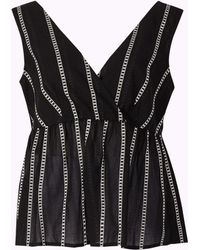 d8907a83a1a Lyst - Women s Marks   Spencer Sleeveless and tank tops Online Sale