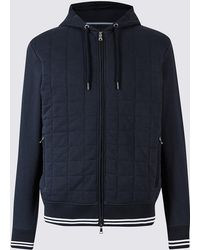 Marks & Spencer | Cotton Rich Quilted Hooded Top | Lyst