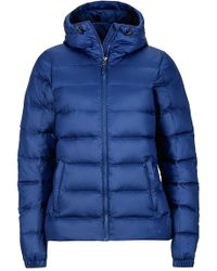 Marmot - Wm's Guides Down Hoody - Lyst