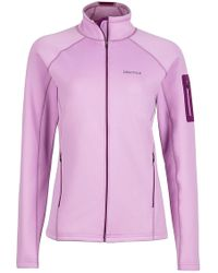 Marmot - Wm's Stretch Fleece Jacket - Lyst