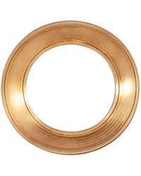 Marni - Monile Metal Rigid Bracelet With Brass Finish - Lyst