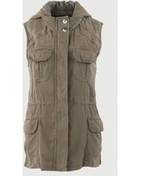 Marrakech | Woodlands Hooded Vest | Lyst