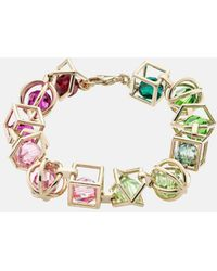 Mary Katrantzou - Nostalgia Bracelet Light Multi - Lyst