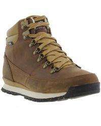 The North Face - Back To Berkeley Redux Leather Waterproof Boots - Lyst