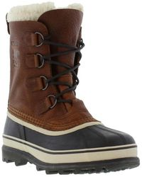 Sorel - Caribou Wool Waterproof Warm Winter Snow Boots - Lyst