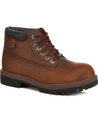 Skechers - Sergeants Verdict Waterproof Ankle Boots - Lyst