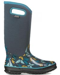 Bogs - Classic Butterflies Tall Neoprene Wellies Boots - Lyst