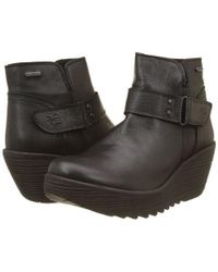 Fly London - Yock 062fly Gtx Waterproof Leather Boots - Lyst