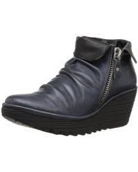 Fly London - Yoxi Ankle Boots - Lyst