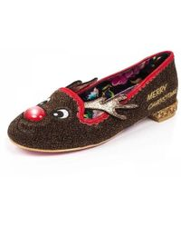 Irregular Choice - Red Nose Roo - Lyst