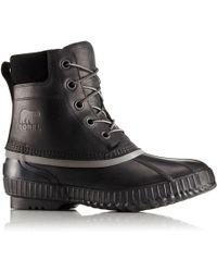 Sorel - Cheyanne Ii Leather Winter Waterproof Boots - Lyst