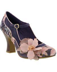 Ruby Shoo - Madeline Bridal Wedding Court Shoes - Lyst